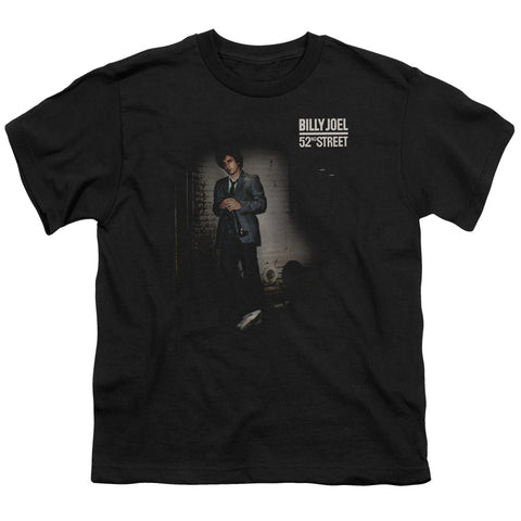 Billy Joel Special Order 52Nd Street Youth 18/1 100% Cotton Short-Sleeve T-Shirt