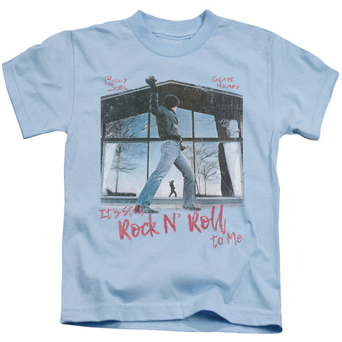 Billy Joel Special Order Glass Houses Juvenile 18/1 100% Cotton Short-Sleeve T-Shirt