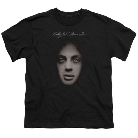 Billy Joel Special Order Piano Man Cover Youth 18/1 100% Cotton Short-Sleeve T-Shirt