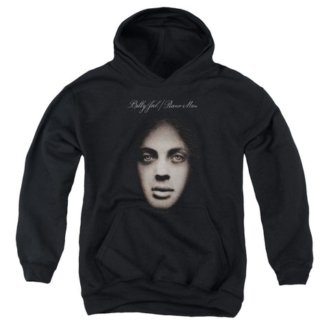 Billy Joel Special Order Piano Man Cover Youth 50% Cotton 50% Poly Pull-Over Hoodie