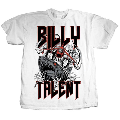 Billy Talent Surprise Shark Men's T-Shirt