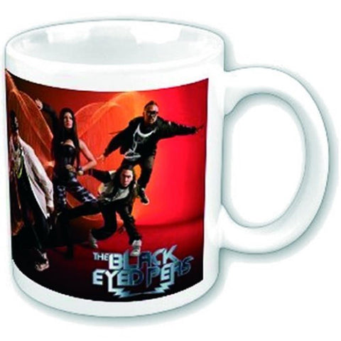 Black Eyed Peas Band Photo Boxed Mug
