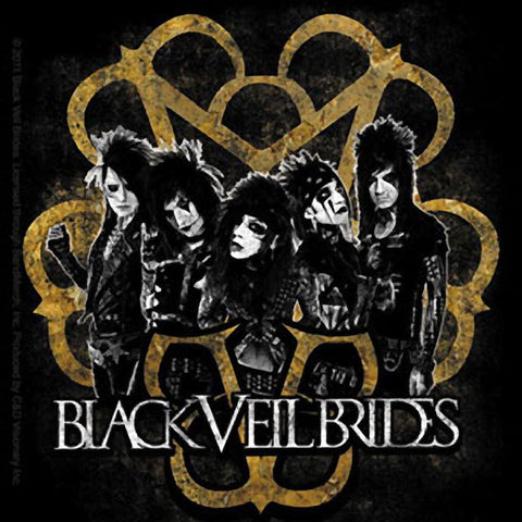 Black Veil Brides Decay Sticker