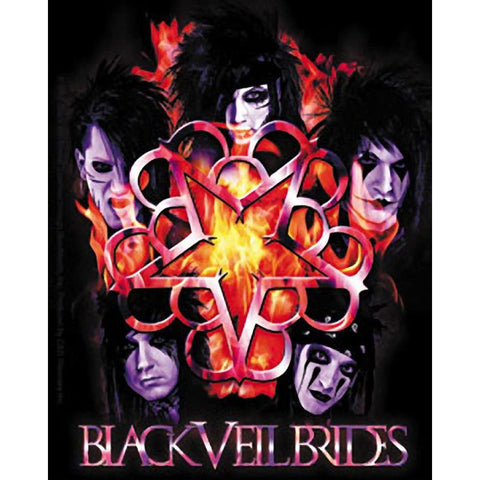 Black Veil Brides Inferno Sticker