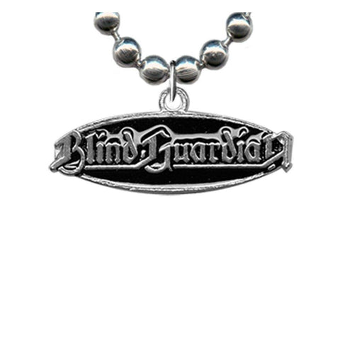 Blind Guardian Band Logo Choker With Chain