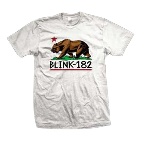 Blink-182 California Bear Men's T-Shirt