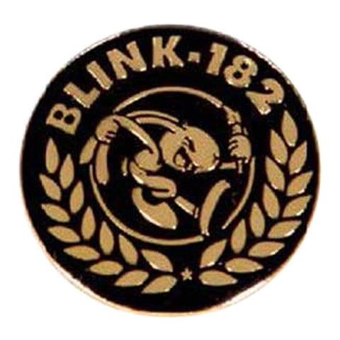 Blink-182 Laurel Button
