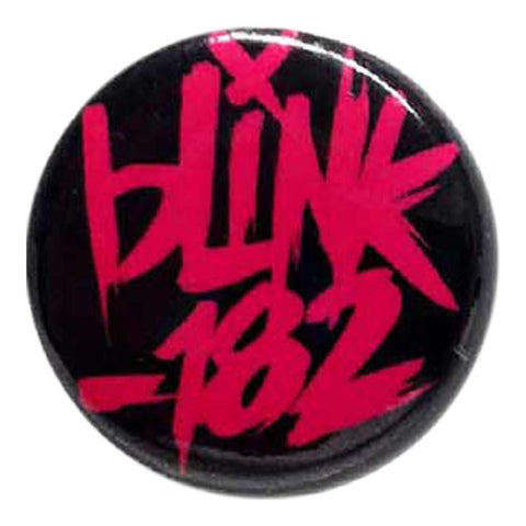 Blink-182 Scratch Button