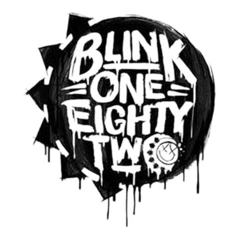 Blink 182 stage two sticker