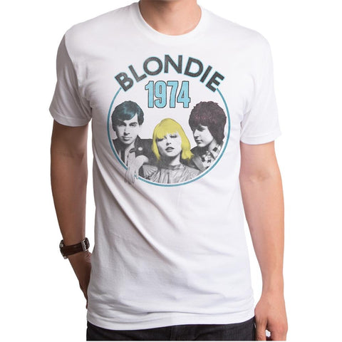 Blondie 1974 Men's Premium Soft T-Shirt