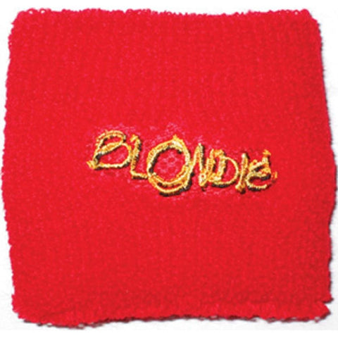 Blondie Band Logo Wristband