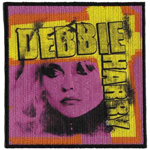 Blondie Pink Close-Up Patch