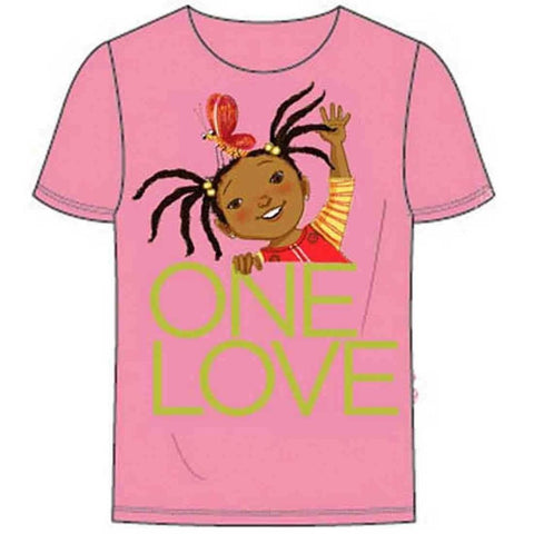 Bob Marley Butterfly Youth T-Shirt