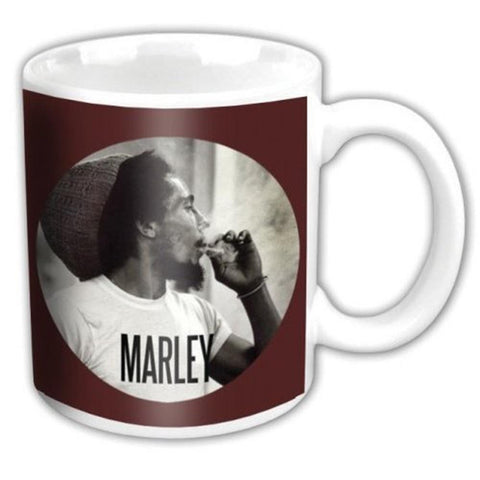 Bob Marley Circle Boxed Mug