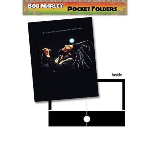 Bob Marley Come Out To Light Folder
