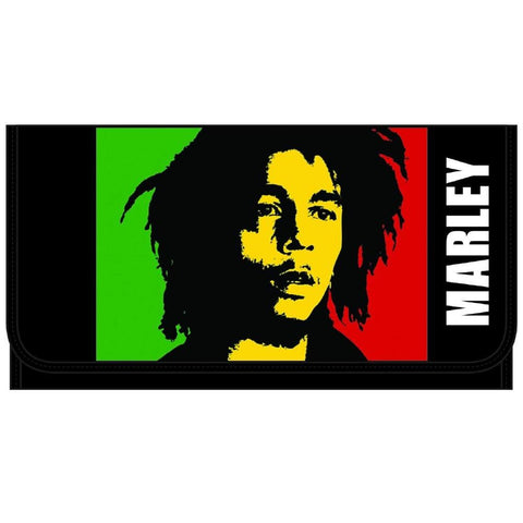 Bob Marley One Love Checkbook Wallet