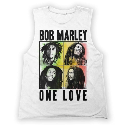 Bob Marley One Love Squad Women's T-Shirt