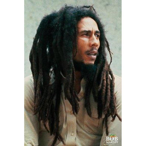 Bob Marley Pin Up Wall Poster