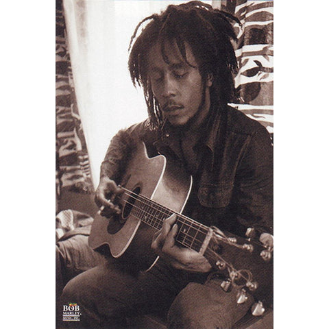 Bob Marley The Early Years Poster