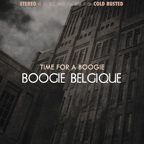 Boogie Belgique - Time For A Boogie (Remastered) - Vinyl LP