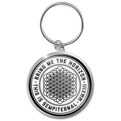Bring Me The Horizon This Is Sempiternal Keychain