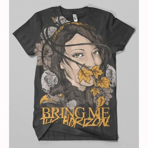 Bring Me The Horizon Lady of Life Men's T-Shirt