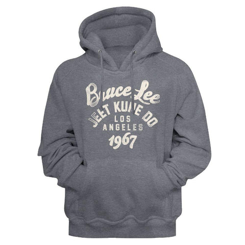 Bruce Lee Special Order Be Water 67 Hooded Sweatshirt