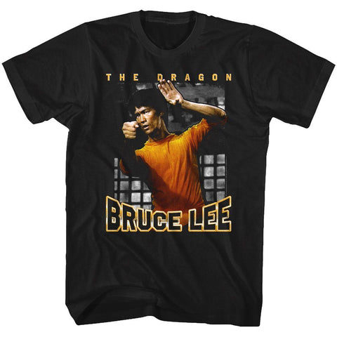Bruce Lee Special Order The Dragon T-Shirt