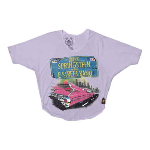 Bruce Springsteen Pink Cadillac Toddler T-Shirt