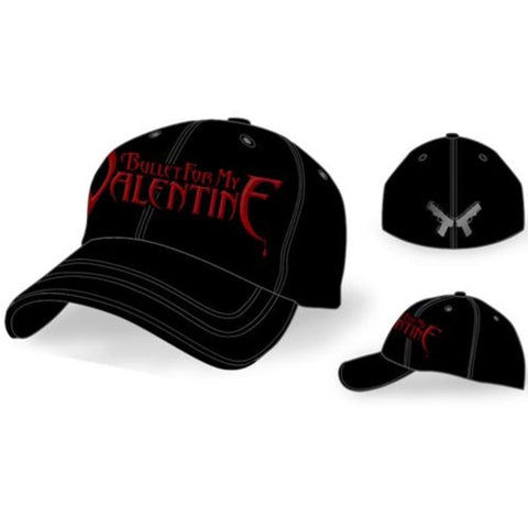 Bullet For My Valentine 3D Embroidered Baseball Hat