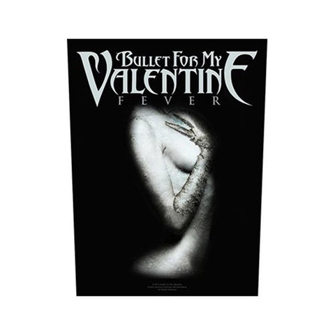 Bullet For My Valentine Fever Back Patch