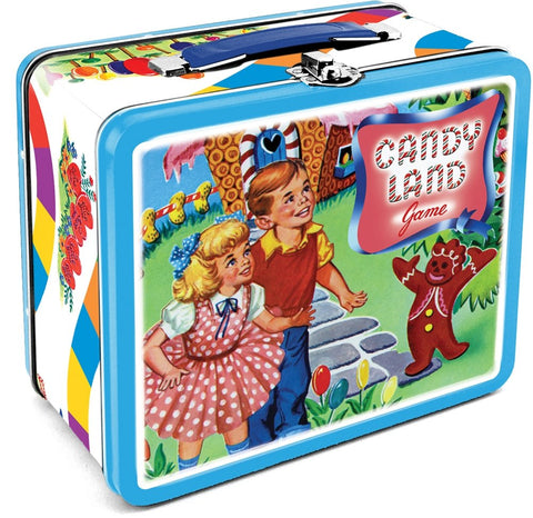 Candyland Retro Lunch Box