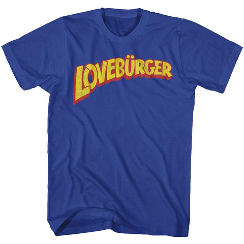 Can't Hardly Wait Special Order Loveburger Adult S/S T-Shirt