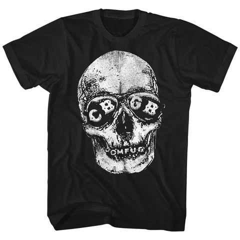 CBGB Special Order Skeleton Adult S/S T-Shirt