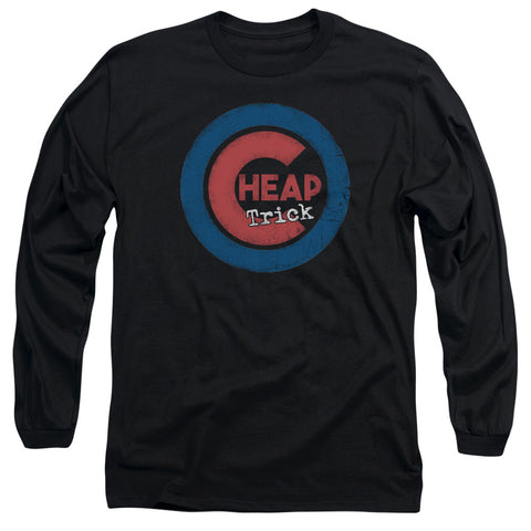 Cheap Trick Special Order Cheap Cub Men's 18/1 Long Sleeve 100% Cotton T-Shirt