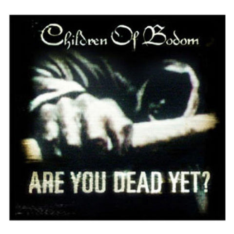Children of Bodom Dead Yet Sticker