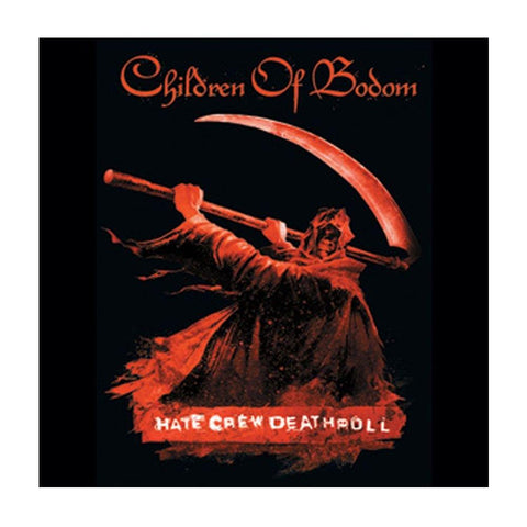 Children of Bodom Hate Crew Button