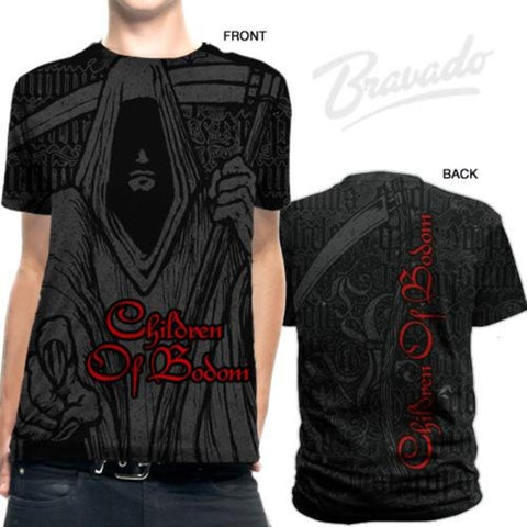 Children of Bodom Pointing All Over Men's T-Shirt