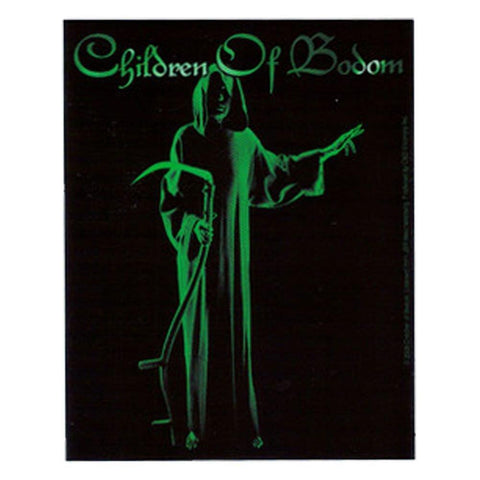 Children of Bodom Reaper Sticker