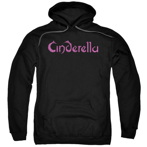 Cinderella Special Order Logo Rough Men's Pull-Over 75% Cotton 25% Poly Hoodie