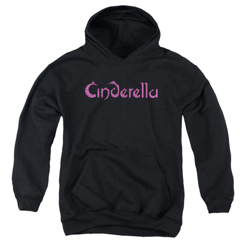 Cinderella Special Order Logo Rough Youth 50% Cotton 50% Poly Pull-Over Hoodie