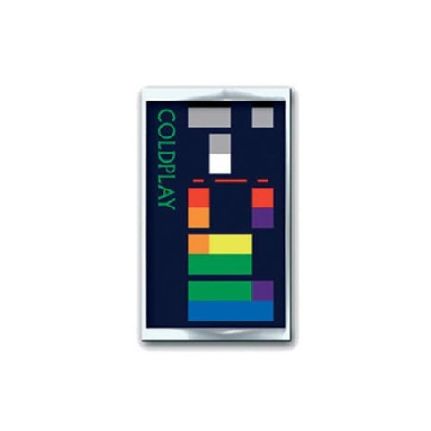 Coldplay X&Y Album Button