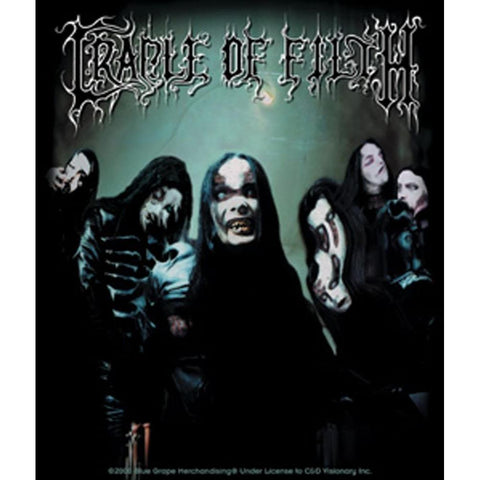 Cradle of Filth Ghouls Sticker