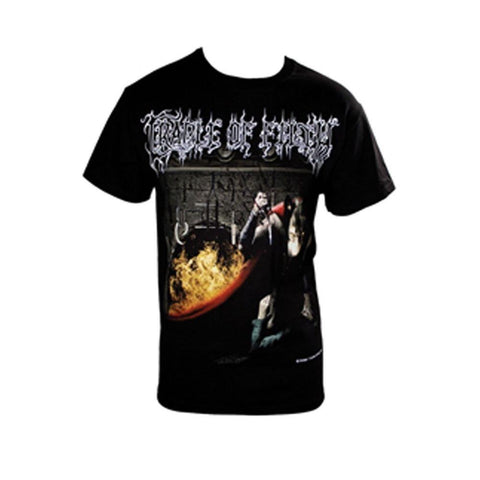 Cradle Of Filth Wolf Men's T-Shirt