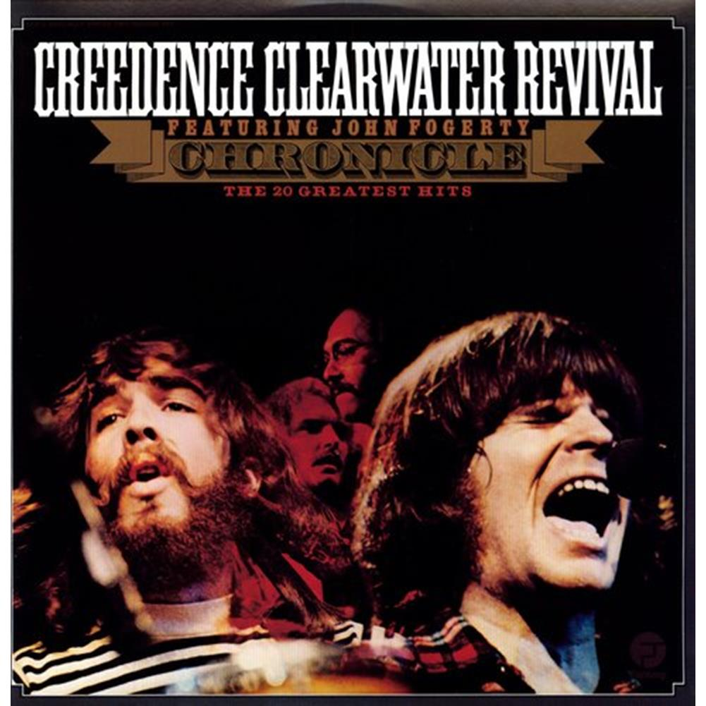 Creedence Clearwater Revival   Chronicle The 20 Greatest Hits   Vinyl LP