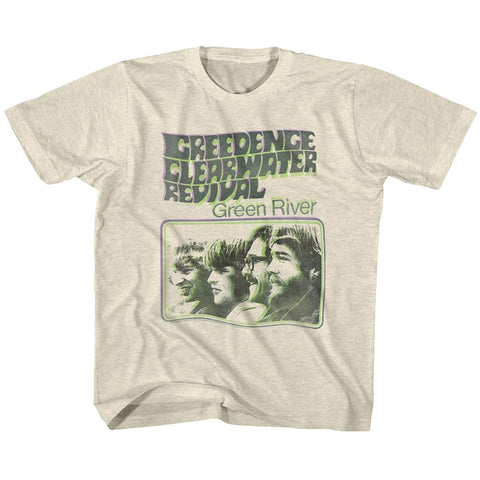 Creedence Clearwater Revival Special Order Green River T-Shirt
