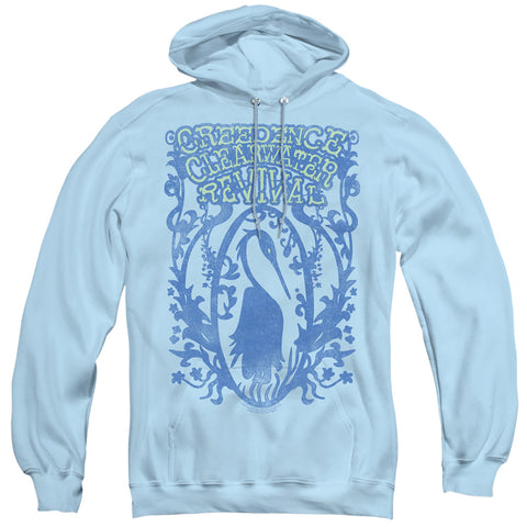 Creedence Clearwater Revival Eponymous Men's Pull-Over 75 25 Poly Hoodie