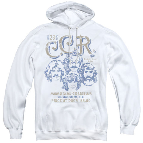 Creedence Clearwater Revivial Sketch Poster Men's Pull-Over 75 25 Poly Hoodie