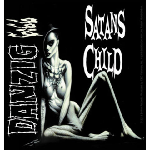 Danzig Satan's Child Sticker