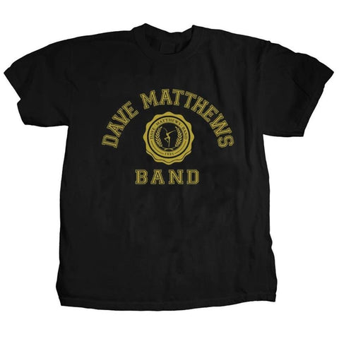Dave Matthews Band College Logo Men's T-Shirt